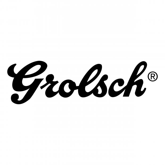 Grolsch logo black