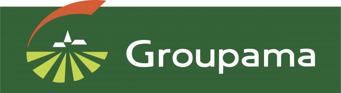 Groupama logo green