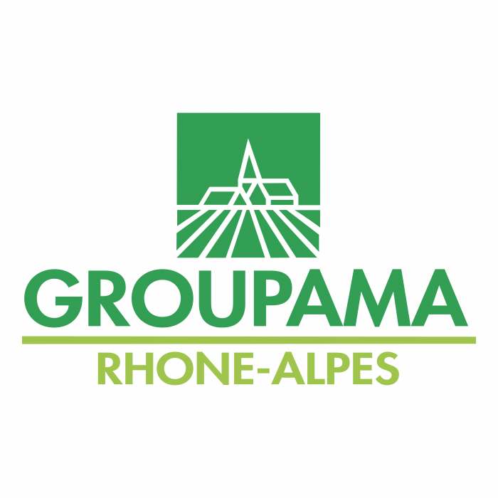 Groupama logo rhone alpes