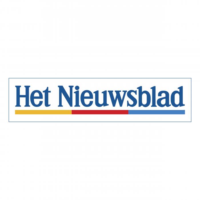 Het Nieuwsblad logo colour