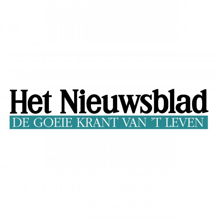 Het Nieuwsblad logo green
