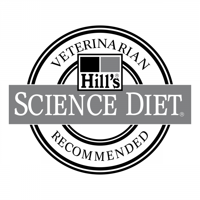 Hill's logo science grey