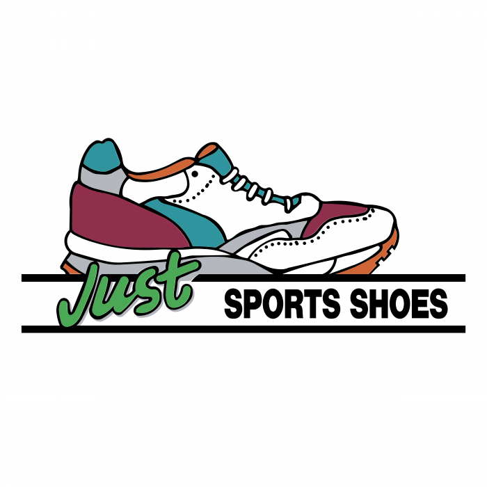 Just Sport Shoes logo colour
