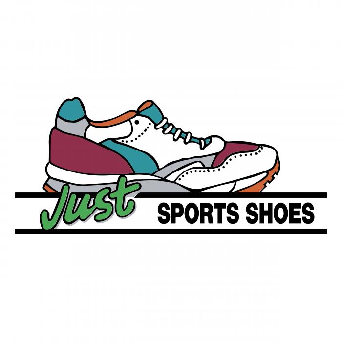 Just Sport Shoes logo colour