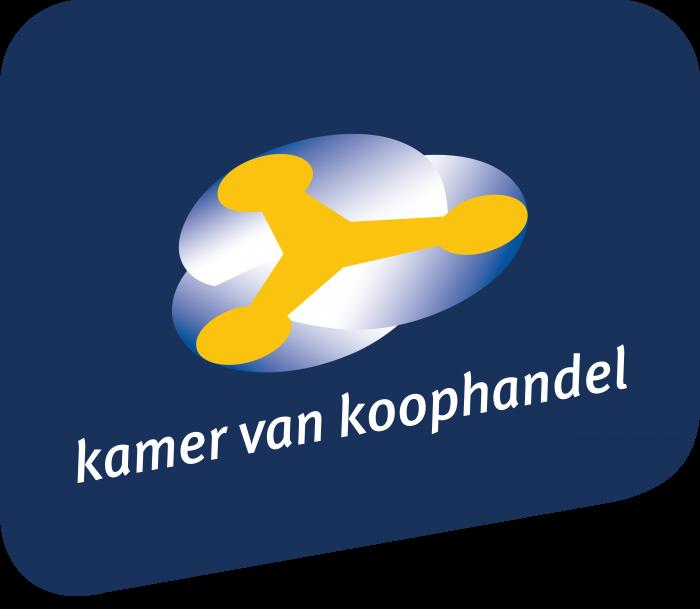 Kamer Van Koophandel logo blue