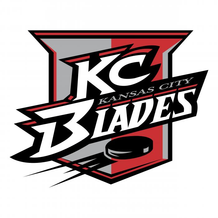 Kansas City Blades logo sport