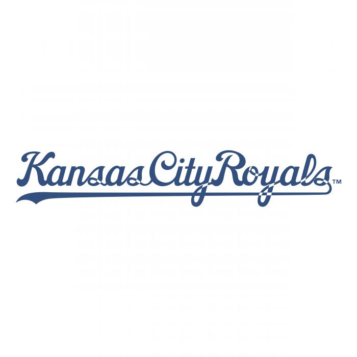 Kansas City Royals logo words