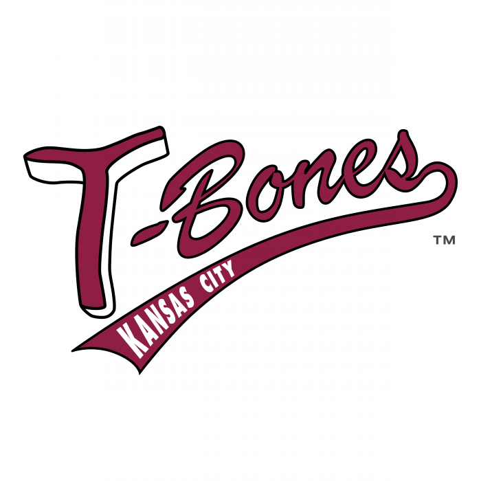 Kansas City T Bones logo tm