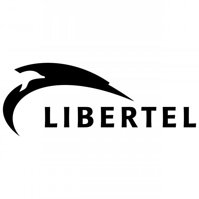 Libertel logo blue