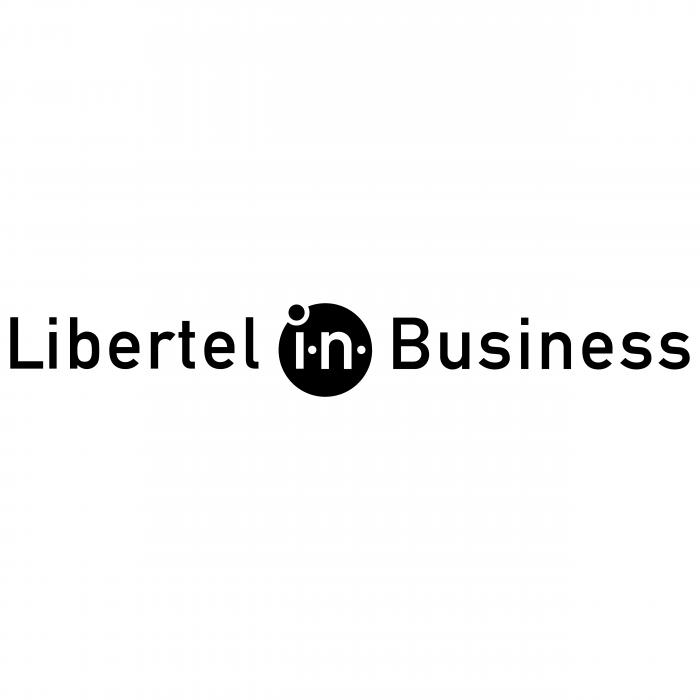Libertel logo business