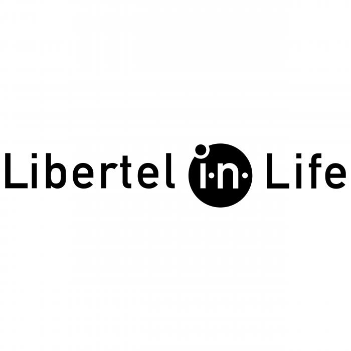 Libertel logo life