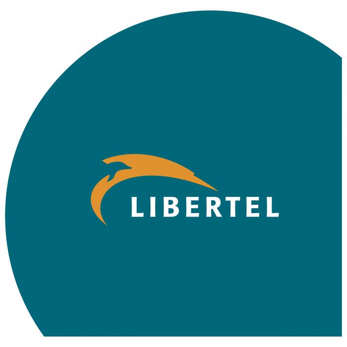 Libertel logo pink