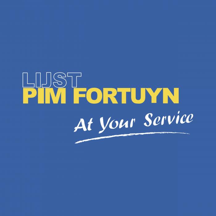 Lijst Pim Fortuyn logo cube