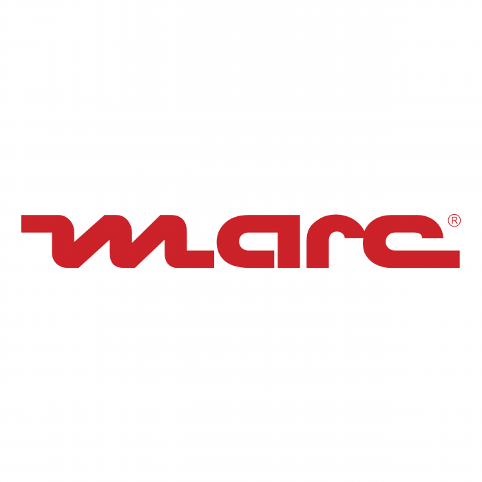 Marc logo red