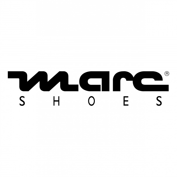 Marc logo shoes