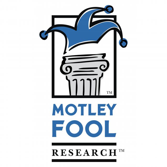 Motley Fool Research logo blue