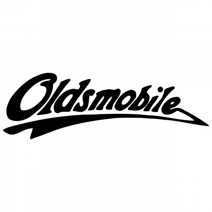 Oldsmobile logo black
