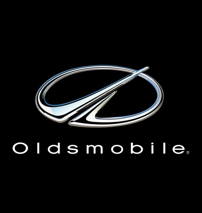 Oldsmobile logo cube