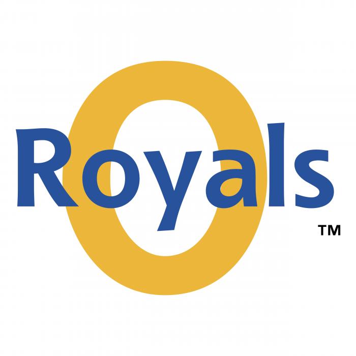 Omaha Royals logo pink
