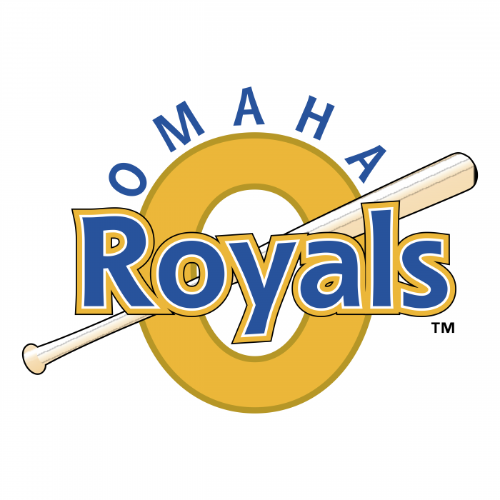 Omaha Royals logo tm