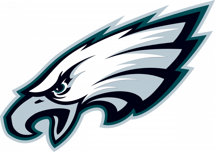Philadelphia Eagles logo blue