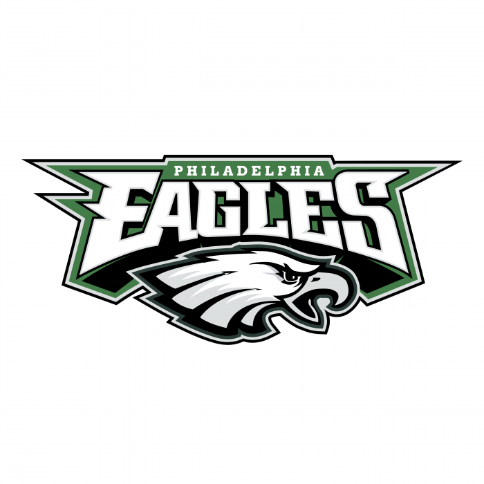 Philadelphia Eagles logo green