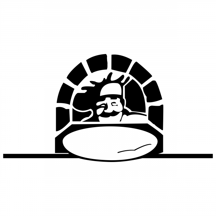 Pizza Royale logo food