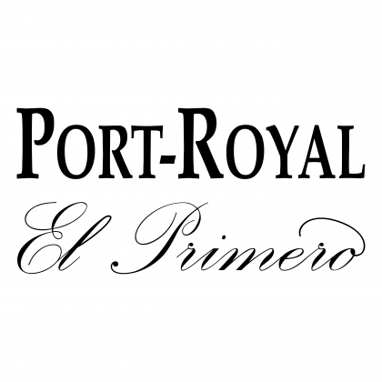 Port Royal logo black