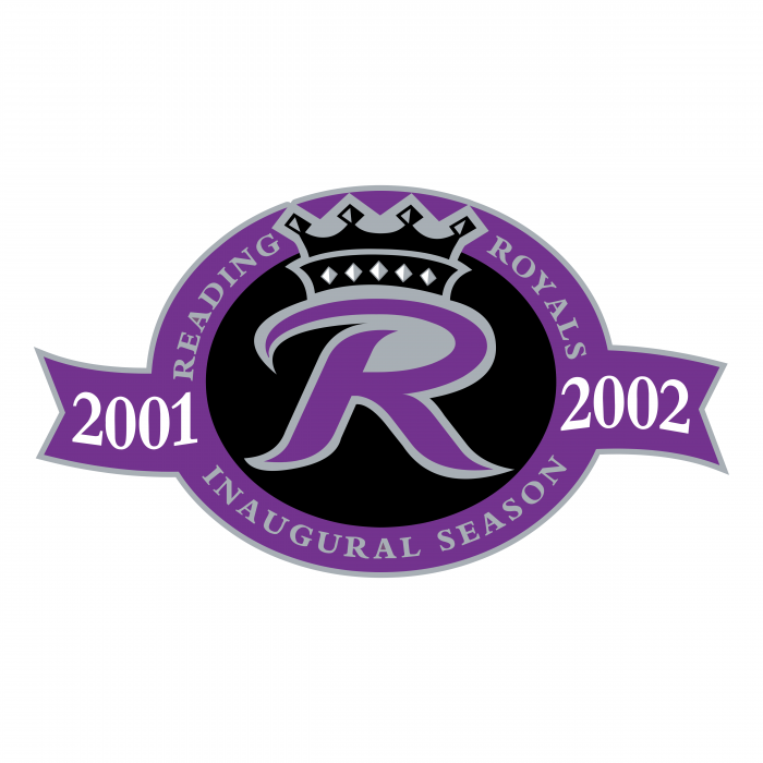 Reading Royals logo 2001