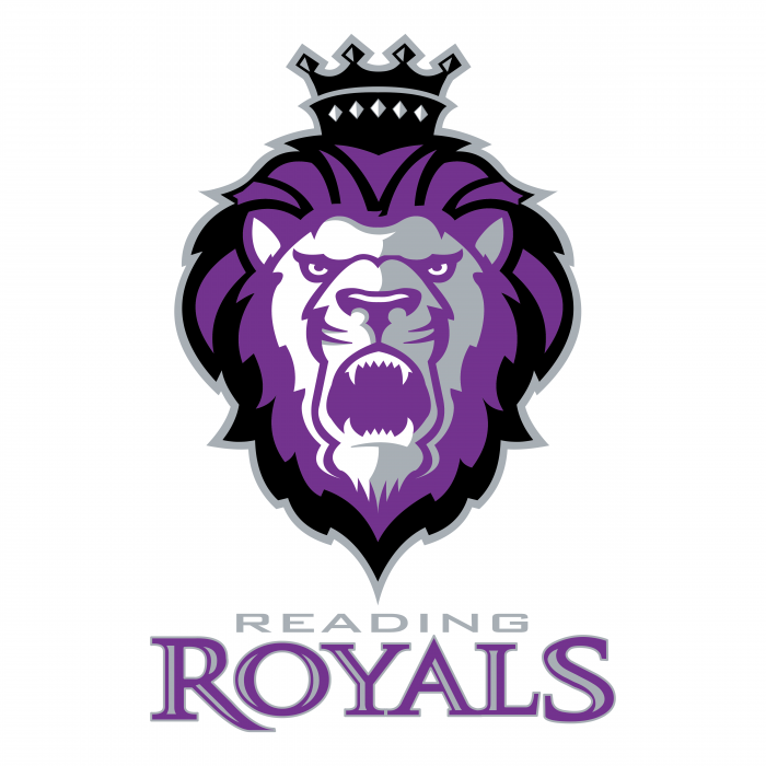 Reading Royals logo leo