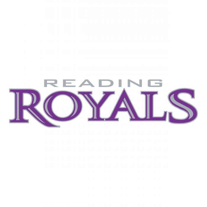 Reading Royals logo violet