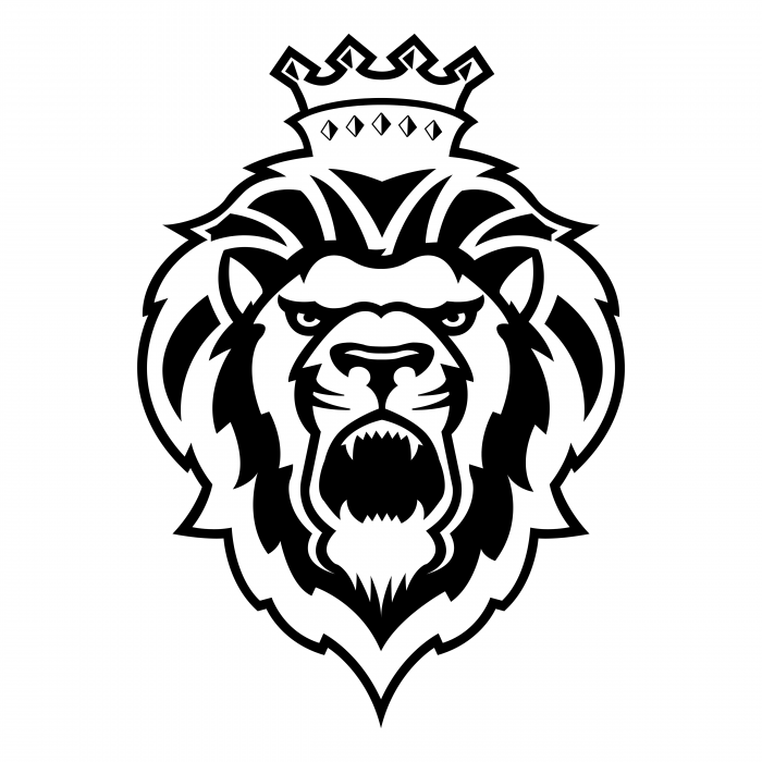 Reading Royals logo white