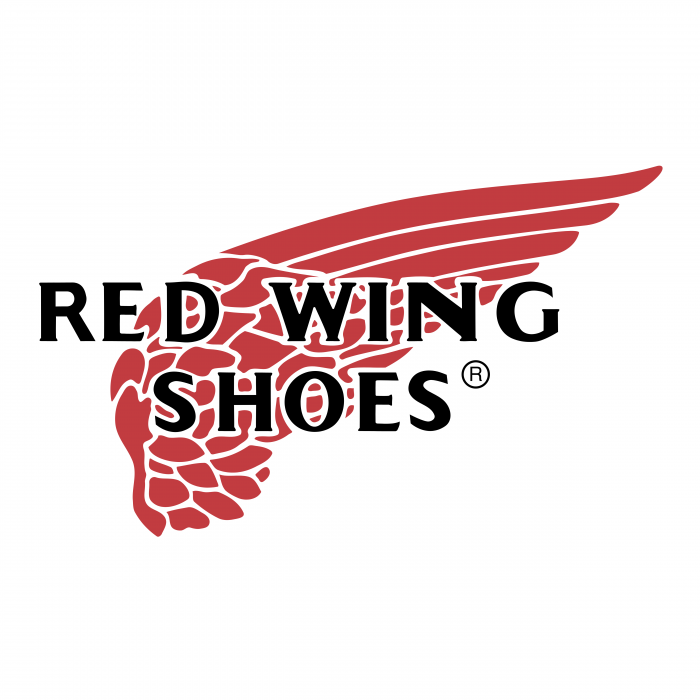 Red Wing Shoes logo r