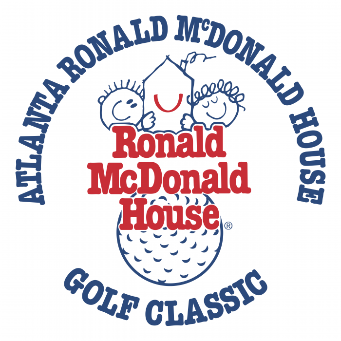 Ronald McDonald House logo golf