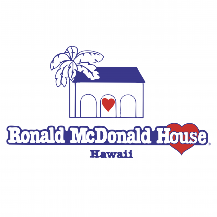 Ronald McDonald House logo hawaii