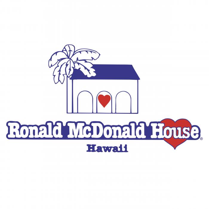 Ronald McDonald House logo hawaii