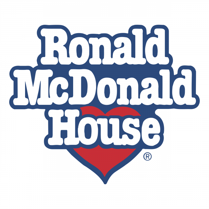 Ronald McDonald House logo heart