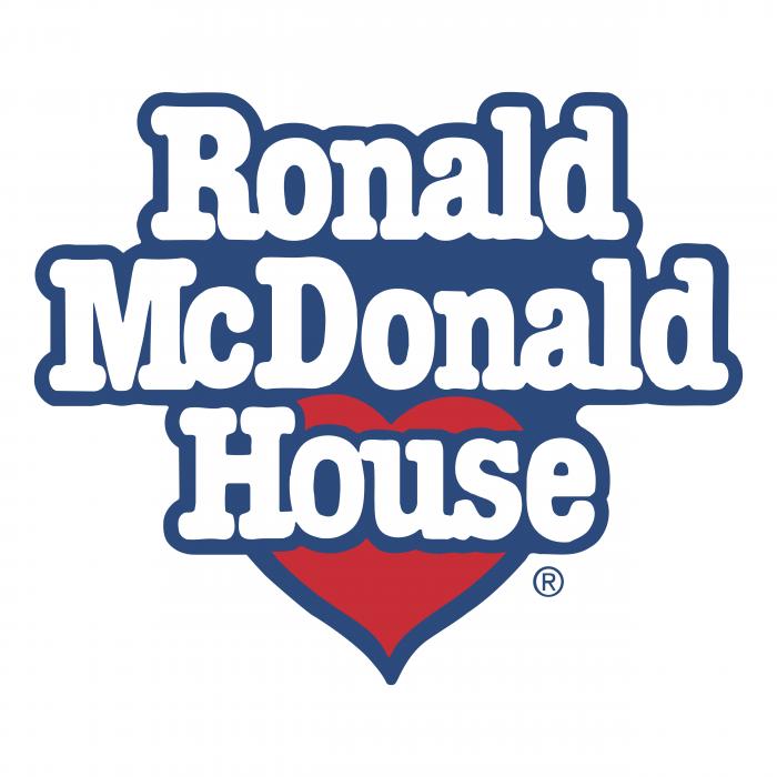 Ronald McDonald House logo heart