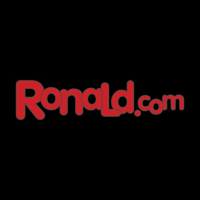 Ronald logo com