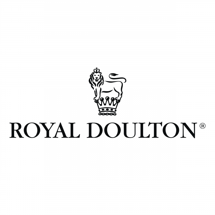 Royal Doulton logo r