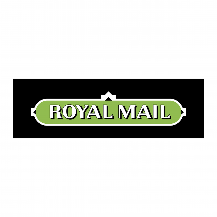 Royal Mail logo green