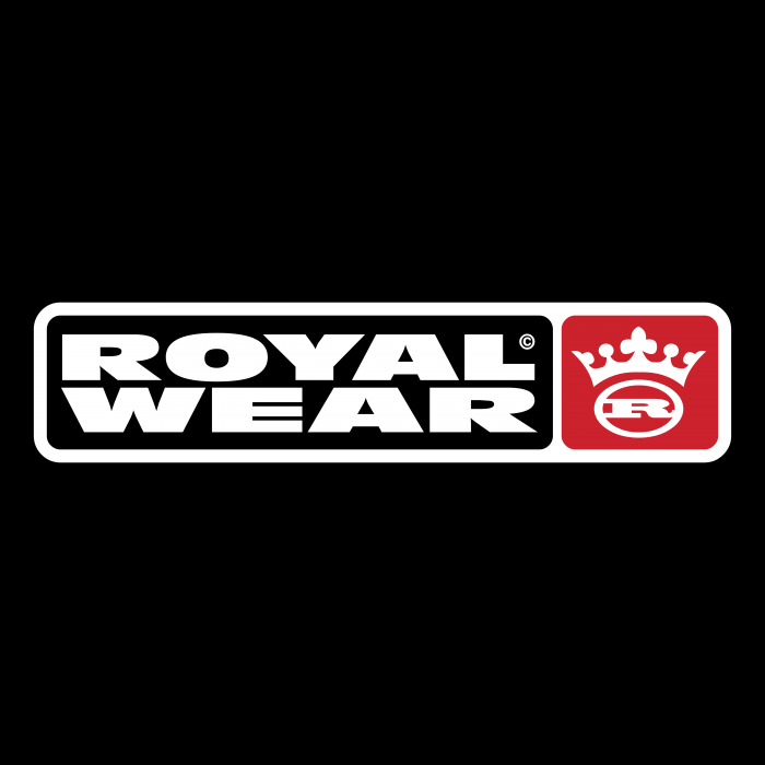 Royal Wear logo black