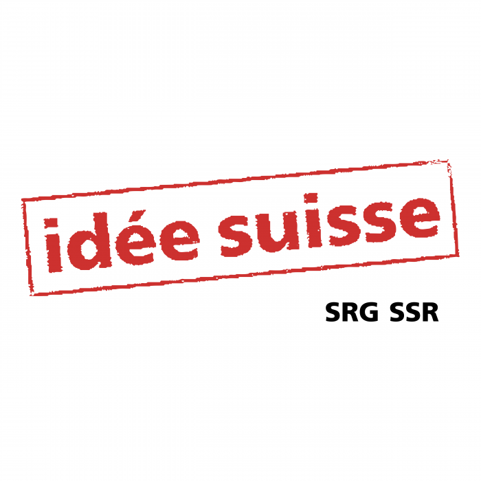 SRG SSR Idee Suisse logo brand