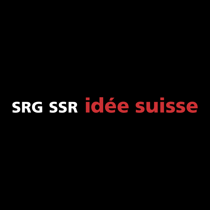 SRG SSR Idee Suisse logo cube