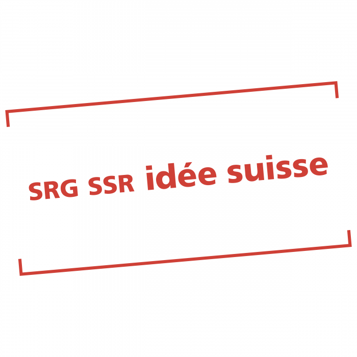 SRG SSR Idee Suisse logo red