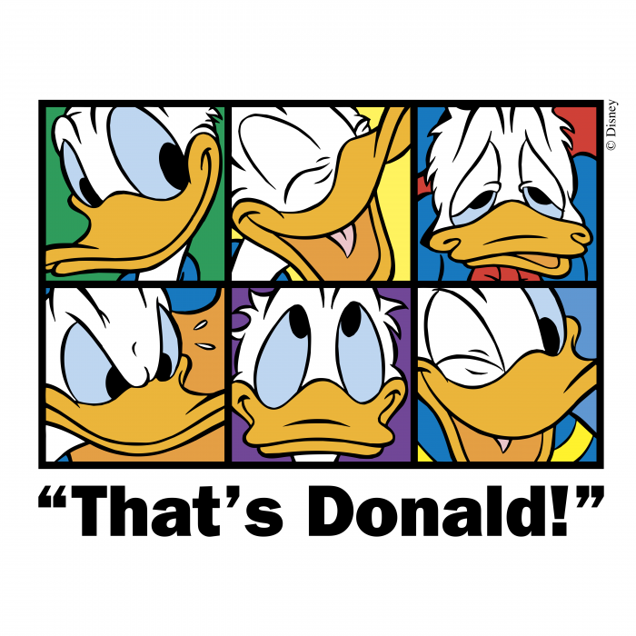 That's Donald logo picture