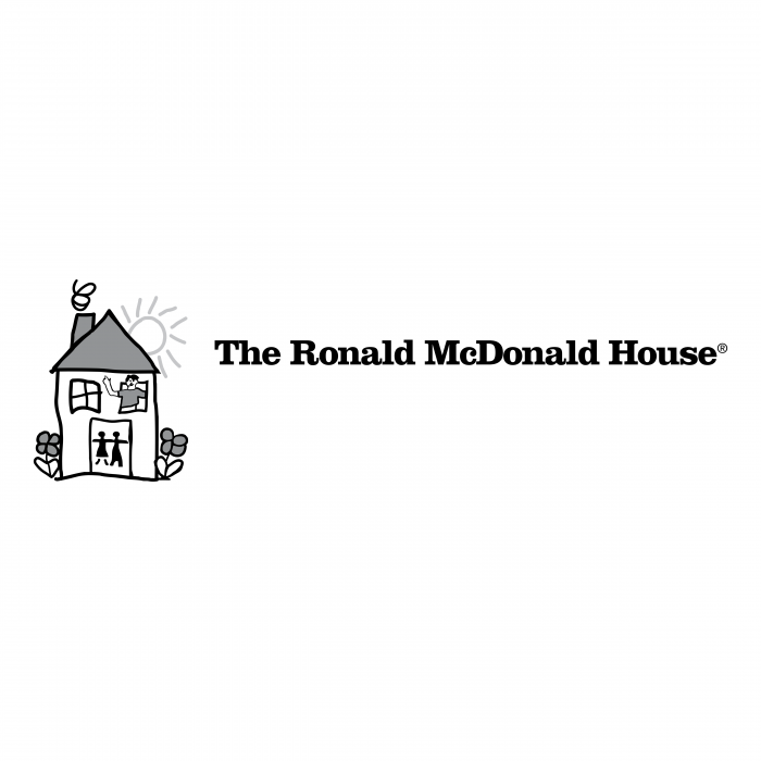 The Ronald McDonald House logo r
