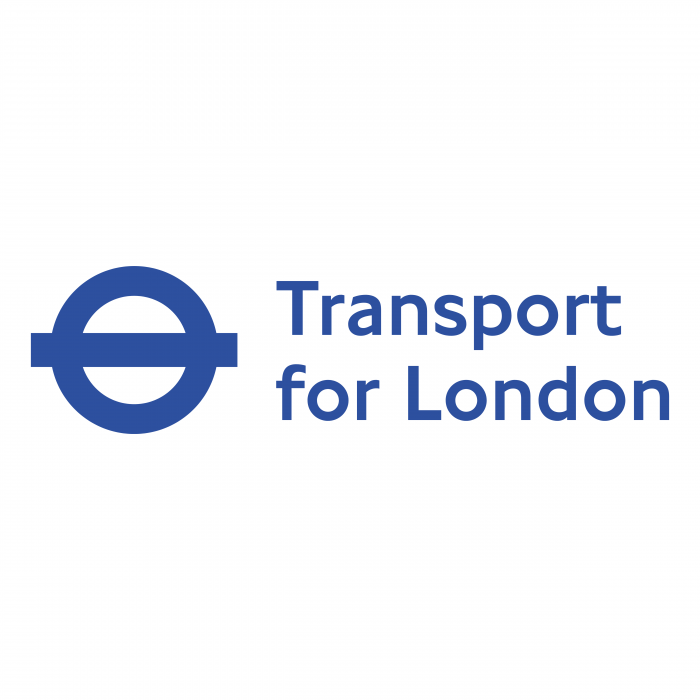 Transport for London logo blue