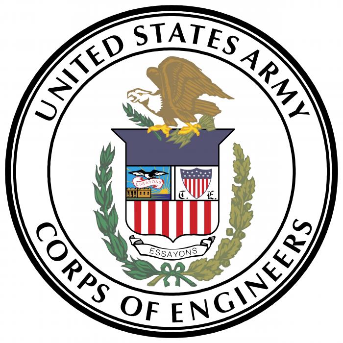 US Army logo cercle
