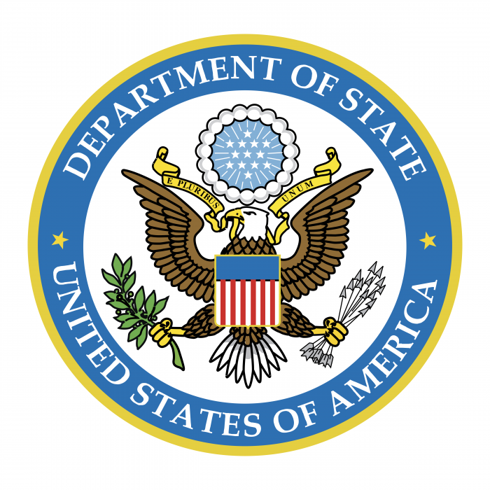 US Department of State logo cercle